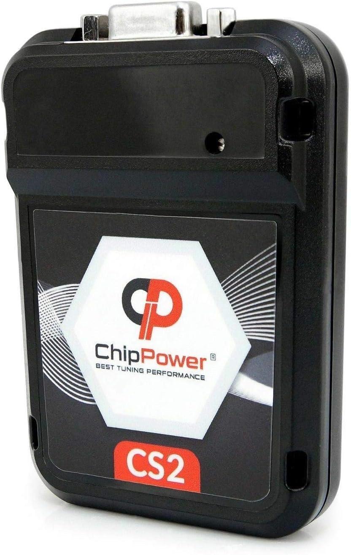 Chiptuning CS2 f/ür Clio III 1.2 55 kW 75 PS 2008-2014 Power Box Tuning Benzin