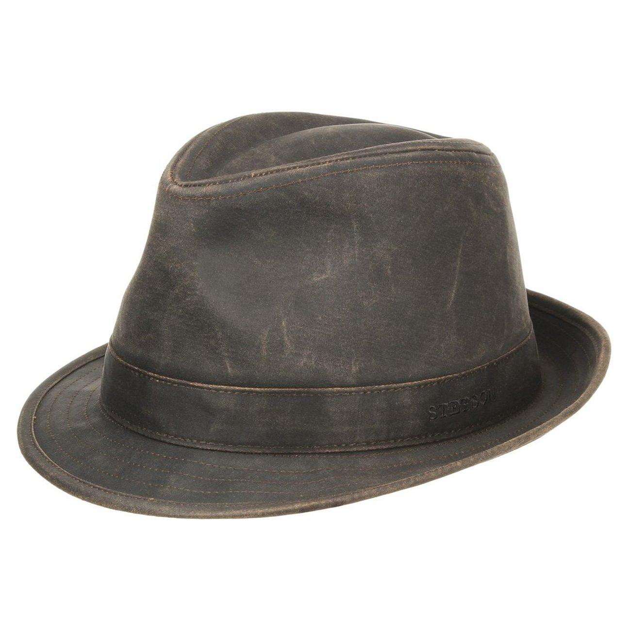 Stetson Odessa Trilby in Tessuto cappelli estivi di 1131101-6