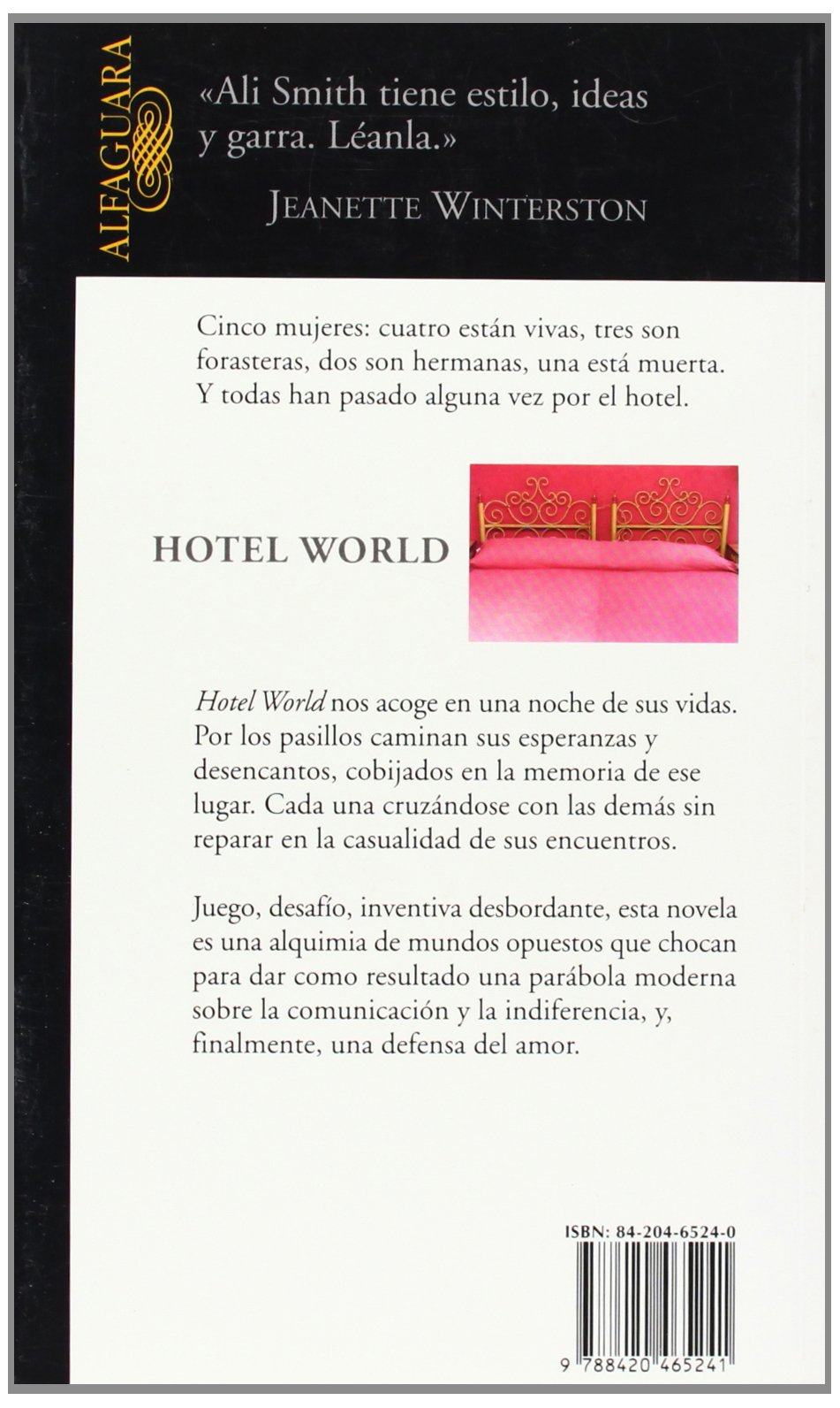 Hotel World / Hotel World (Spanish Edition) (Alfaguara) by Alfaguara
