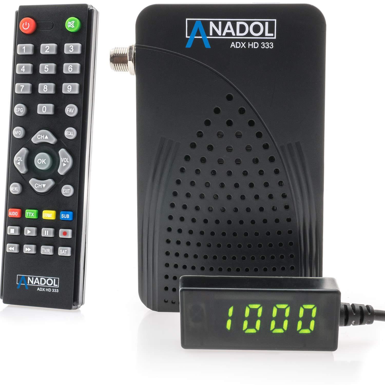 Harga Jual Skybox A1 Plus Dvb S2 Satellite Tv H265 Full Hd 1080p Anadol Adx 333 Mini Hdtv Digitaler Multistream