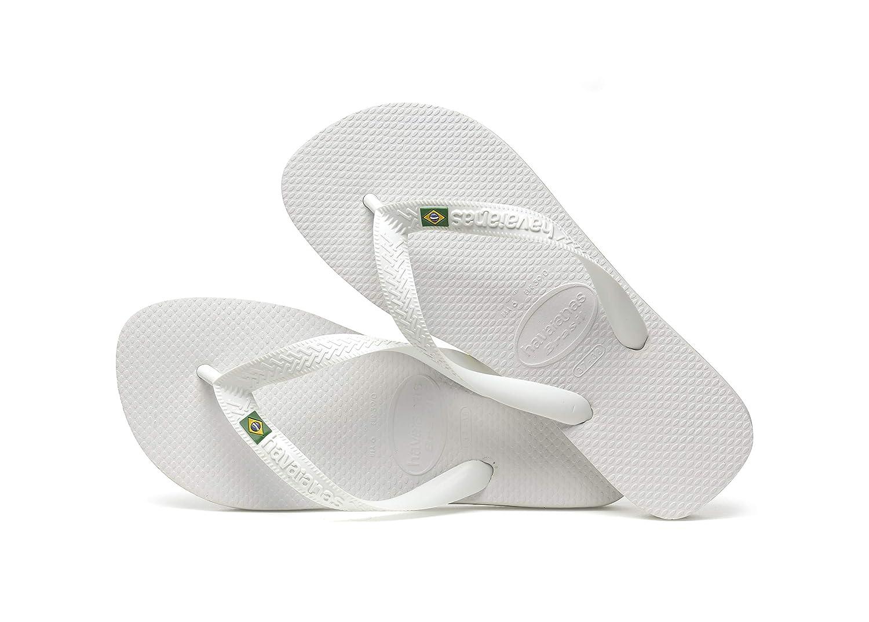 Havaianas Brasil Sandals UK 3//4 White