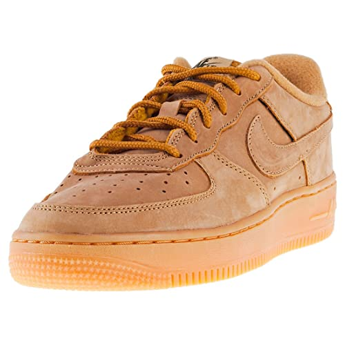 free shipping 8abda 20ded Nike Herren Air Force 1 Winter Premium Gs 94331 Fitnessschuhe Mehrfarbig  Flax Outdoor Green
