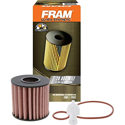 FRAM XG9972 Ultra Synthetic Cartridge Oil Filter: Automotive