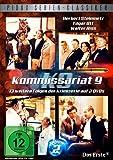 Kommissariat 9, Vol. 2 - 13 weitere Folgen der erfolgreichen Krimiserie (Pidax Serien-Klassiker) [2 DVDs]