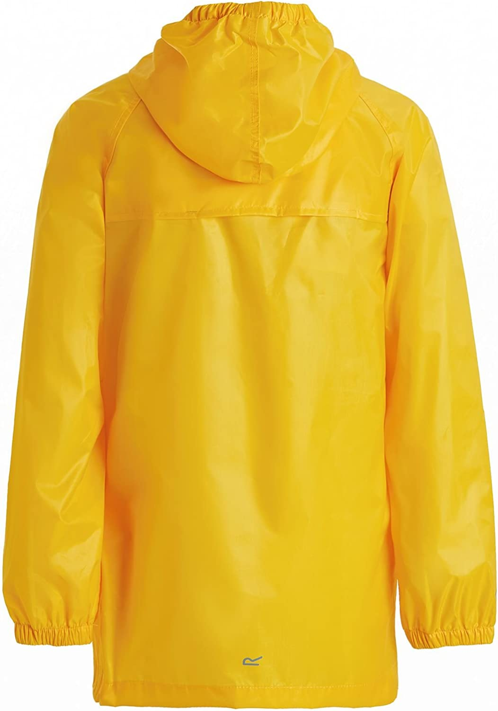 Childrens Regatta Kids Stormbrk JKT Childrens Waterproof Jacket W908
