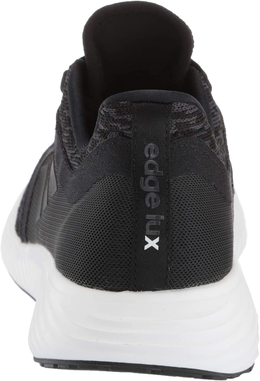 adidas Damen Edge Lux 3, schwarz, 38.5 EU Schwarz Schwarz Carbon