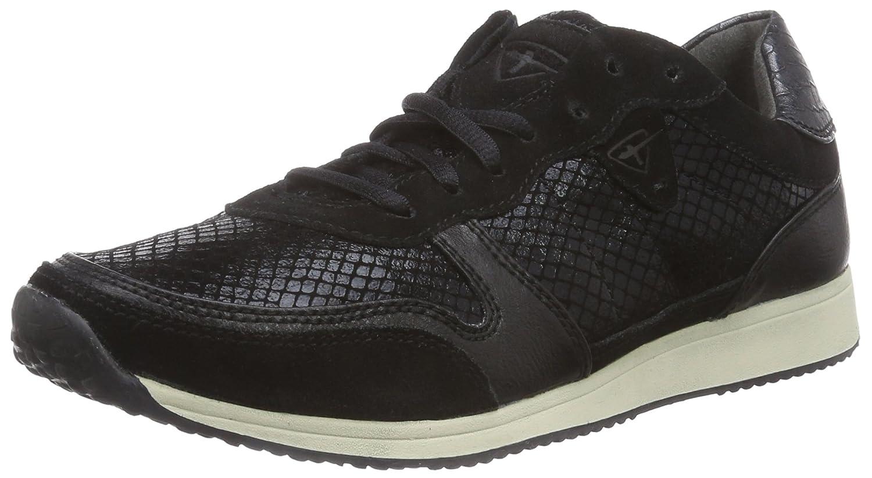 Tamaris (Blk/Blk 23602 Damen Sneakers Mehrfarbig (Blk/Blk Tamaris Struct 052) f689ed