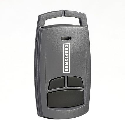 Craftsman Garage Door Opener 30499 3 Function Compact Remote Control