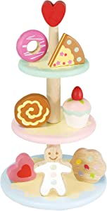 Le Toy Van Honeybake Collection, Tier Cake Stand - 3 Layers