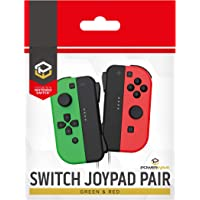 Powerwave Switch Joypad Green & Red