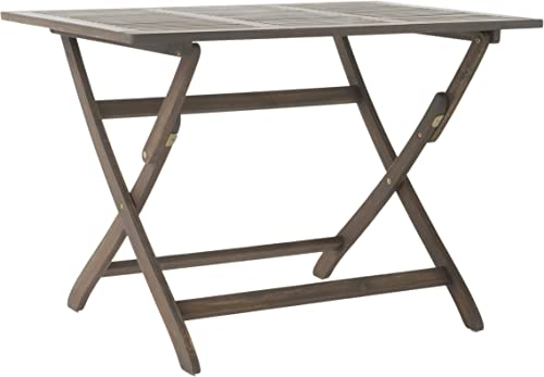 Christopher Knight Home Positano Outdoor Acacia Wood Foldable Dining Table