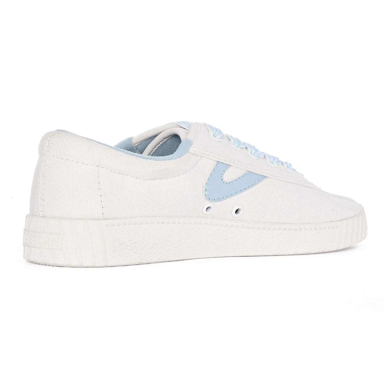 Tretorn Women Nylite 28 Plus Sneakers in WhtBlu: Amazon.ca