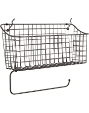 Spectrum Diversified Pegboard & Wall Mount Basket