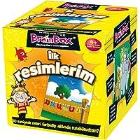 The Green Board Game Co. BrainBox İlk Resimlerim - TÜRKÇE