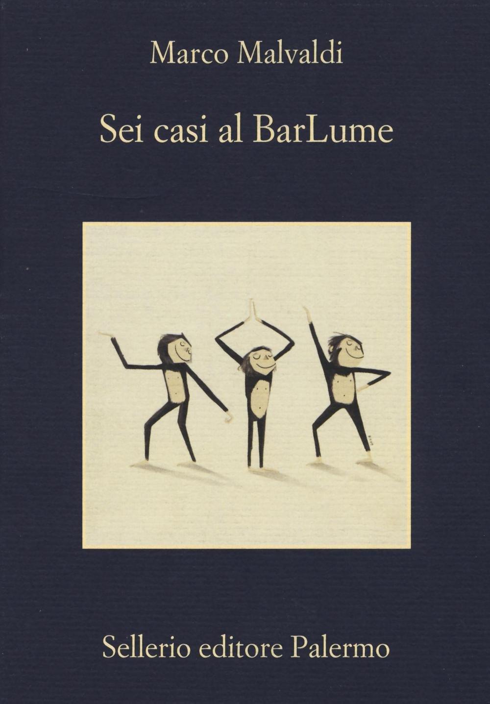 Amazon.it: Sei casi al BarLume - Malvaldi, Marco - Libri