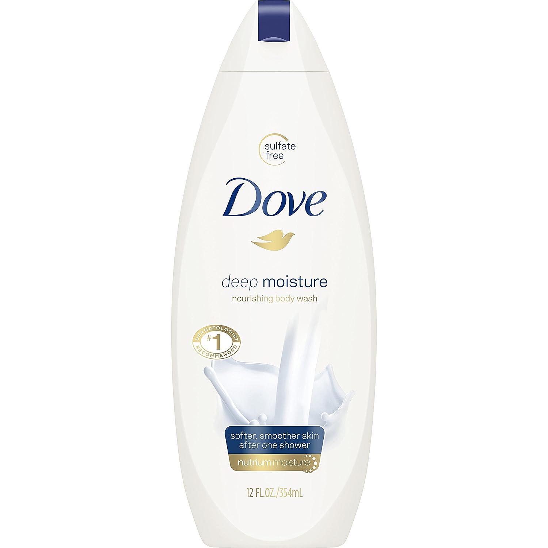 Dove Body Wash Deep Moisture 12 oz