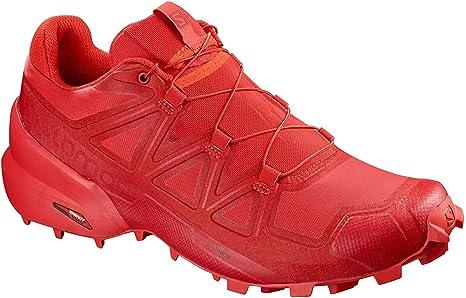 Salomon Speedcross 5 - Zapatillas de running para mujer, high risk ...