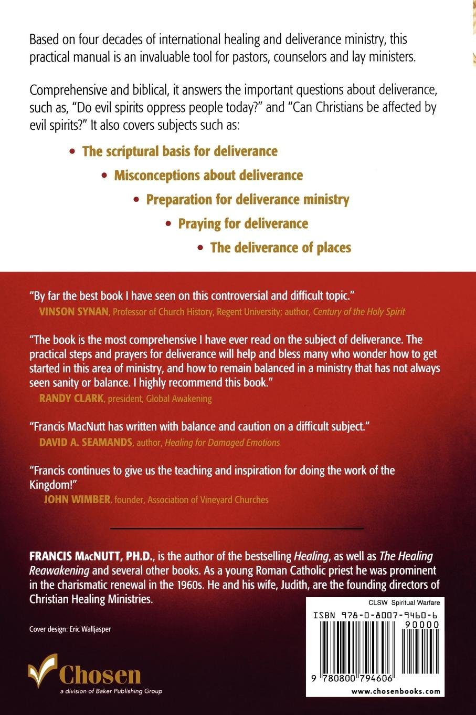 Deliverance from Evil Spirits: A Practical Manual: Francis MacNutt, Bill  Johnson: 9780800794606: Amazon.com: Books