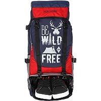 Fur Jaden 55 LTR Rucksack Travel Backpack Bag for Trekking, Hiking with Shoe Compartment