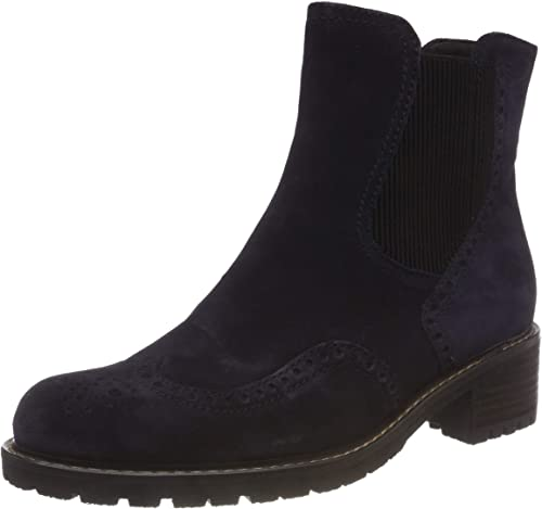 Gabor Damen Comfort Basic Chelsea Boots