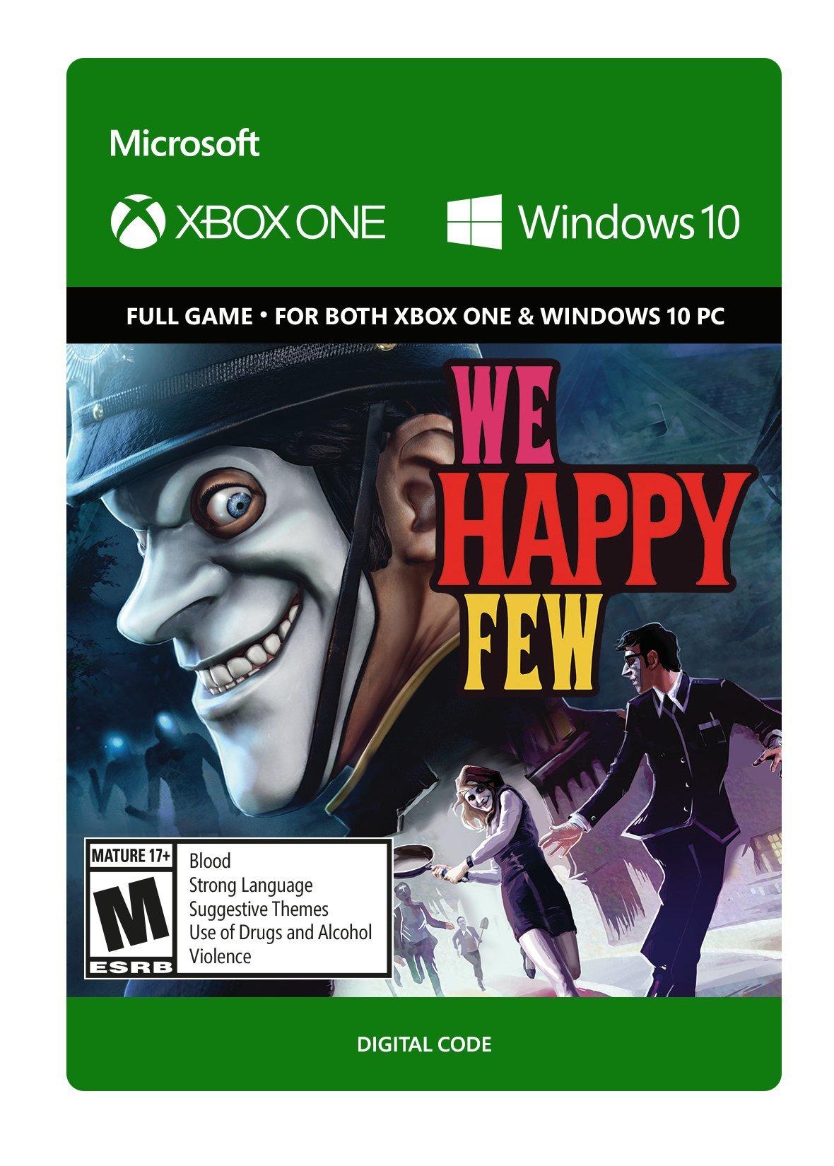 We Happy Few - Xbox One [Digital Code]