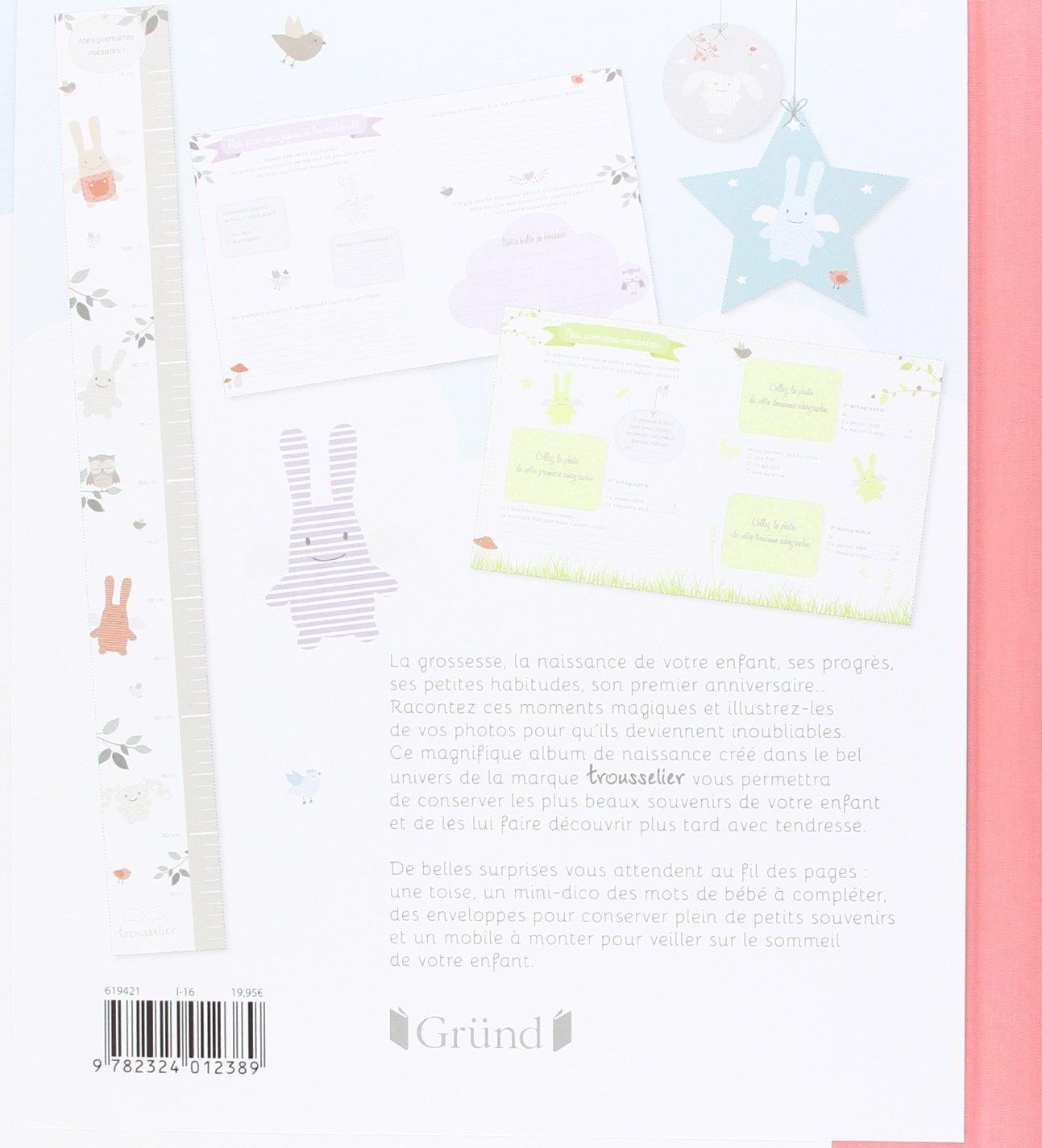 Lalbum de bébé: Amazon.es: Trousselier: Libros en idiomas ...