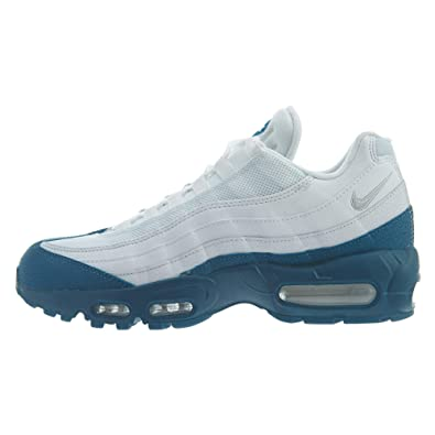 new concept 2bbb6 d681f Nike Men s Air Max 95 Essential, White Pure Platinum, ...