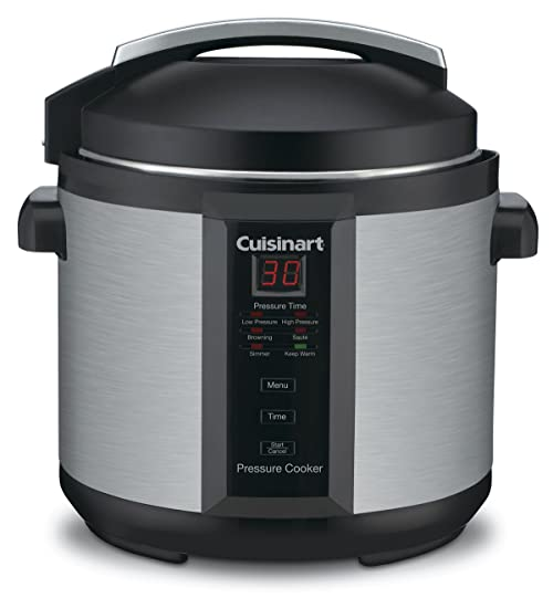 Cuisinart CPC-600 Electric Pressure Cooker