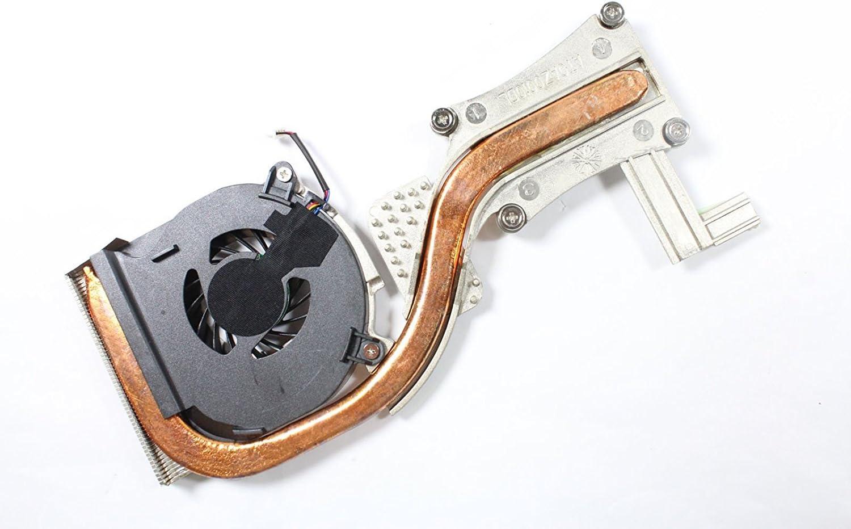HK-part Replacement Fan For Dell Latitude E6410 E6510 Cpu Cooling Fan Heatsink Part Number 04H1RR 0KTPRC 0TNP01