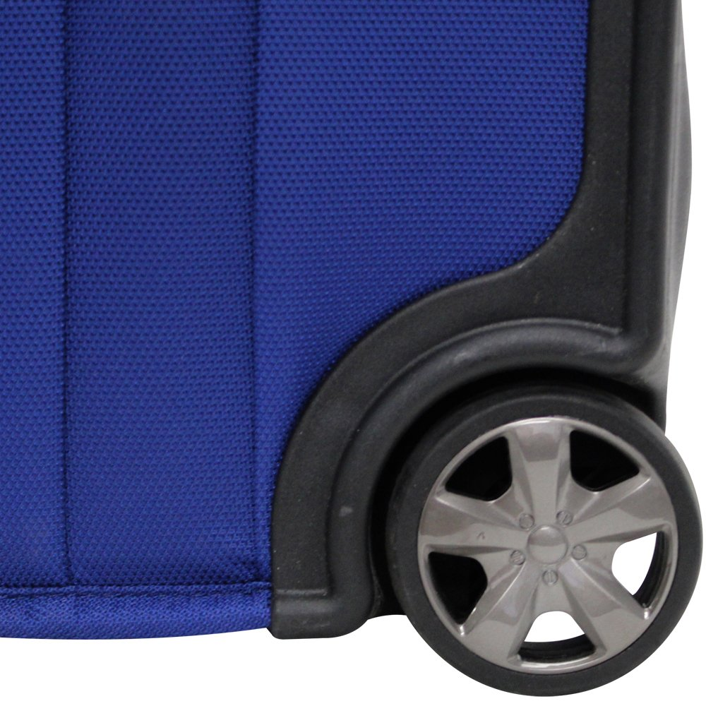 Pathfinder Revolution Plus 22 Inch Expandable Business Carry- On with Suiter, Cobalt Blue, One Size by Pathfinder (Image #9)