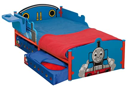 Thomas The Tank Engine Toddler Bed.Worlds Apart Thomas The Tank Engine Toddler Bed
