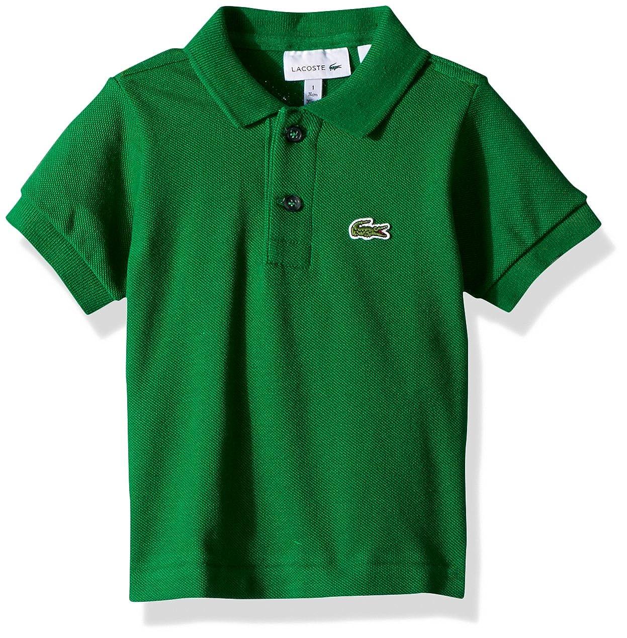 0dc7cffaf Amazon.com: Lacoste Boys' Short Sleeve Classic Pique Polo: Clothing