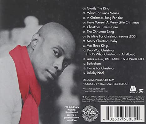 Kem - What Christmas Means [Deluxe Edition] - Amazon.com Music