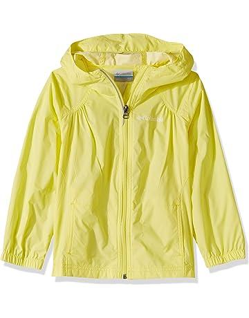 5268005380e0 Columbia Youth Girls  Switchback Rain Jacket