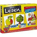 Noris Spiele 606076340 - Spaß am Lesen Kinderspiel