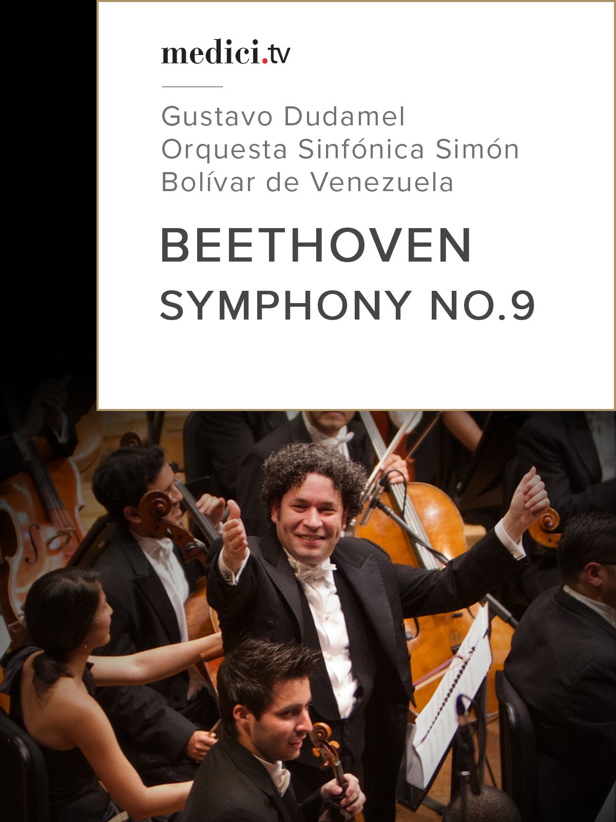 Beethoven, Symphony No.9 on Amazon Prime Video UK