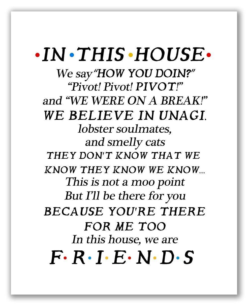 Friends Quotes 11\