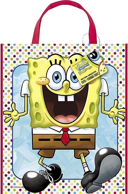 Spongebob Squarepants Party Bags