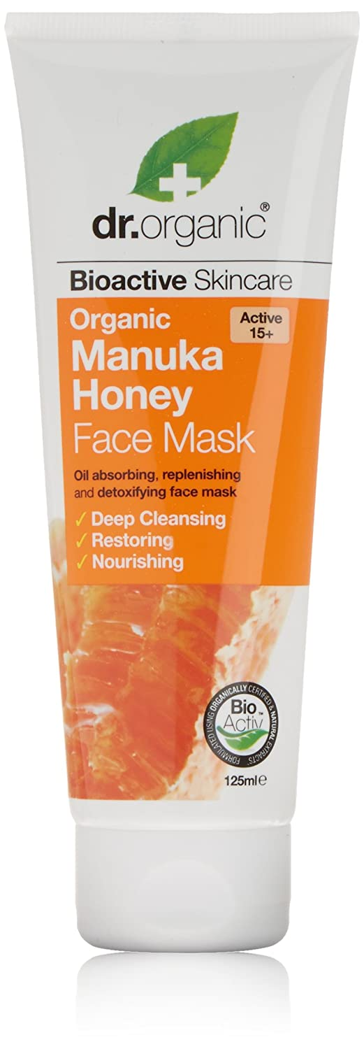 Organic Doctor Organic Manuka Honey Face Mask, 4.2 fl.oz. NBTY.inc - US Nutrition inc. DRC03021