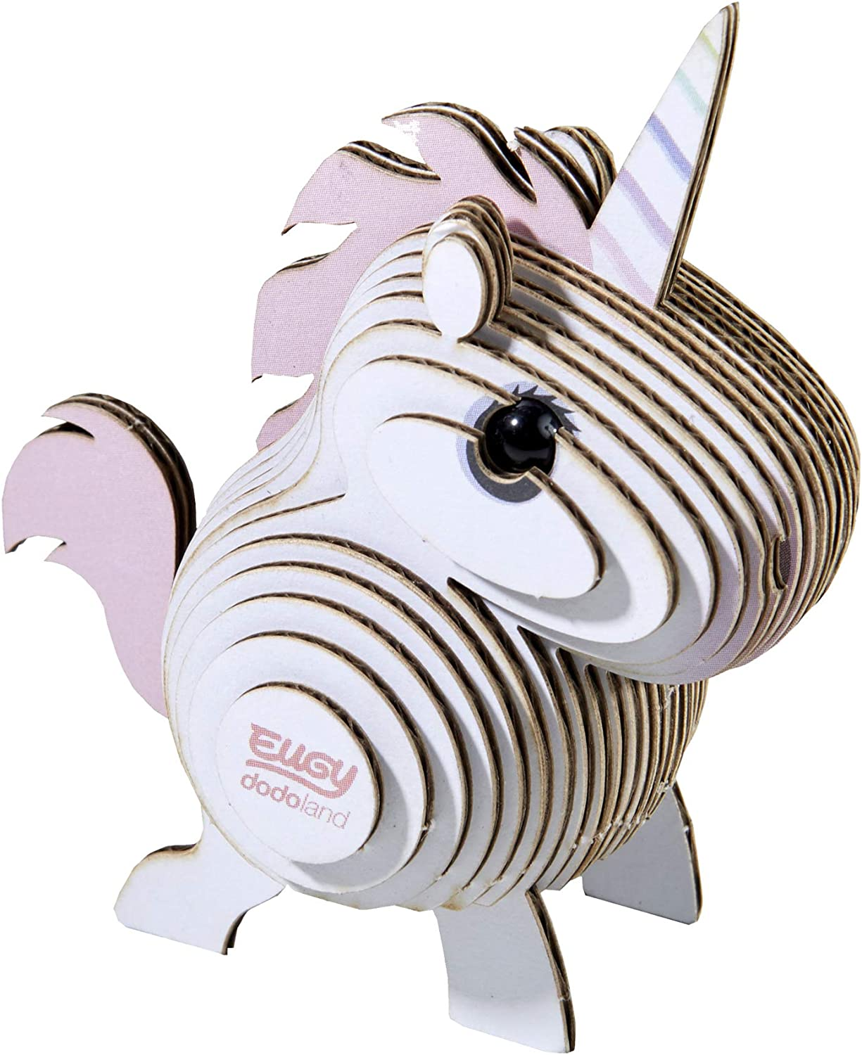 EUGY 3D Unicorn Model Craft Kit