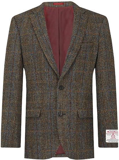 recherche veste en tweed homme)