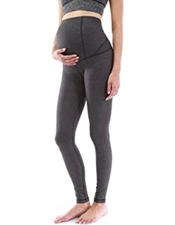 6cb806d08d226c Ingrid & Isabel Womens Maternity Activewear - Workout Capri with ...