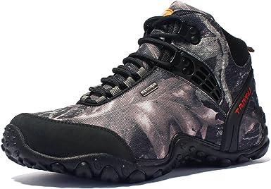 SANANG - Zapatillas de escalada de Oxford para hombre, color ...