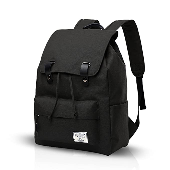 c57dc297f3e9 FANDARE Fashion Backpack 14.6 Inch Laptop Rucksack Business Travel ...