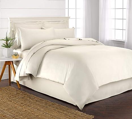 100/% bamboo soft white cool. Antibacterial Bamboo single bed flat sheet