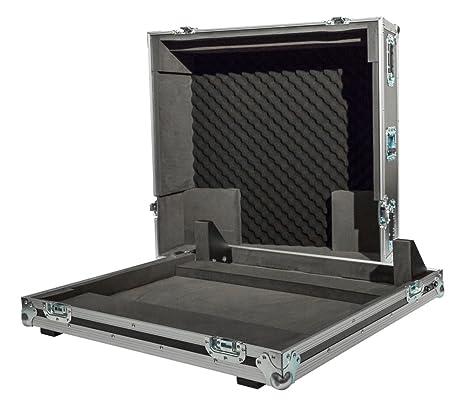 Flight Case para Yamaha TF5 Digital mesa de mezclas con ruedas ...