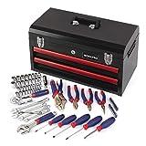 WORKPRO W009031A 76-Piece Mechanic Tool Kit with