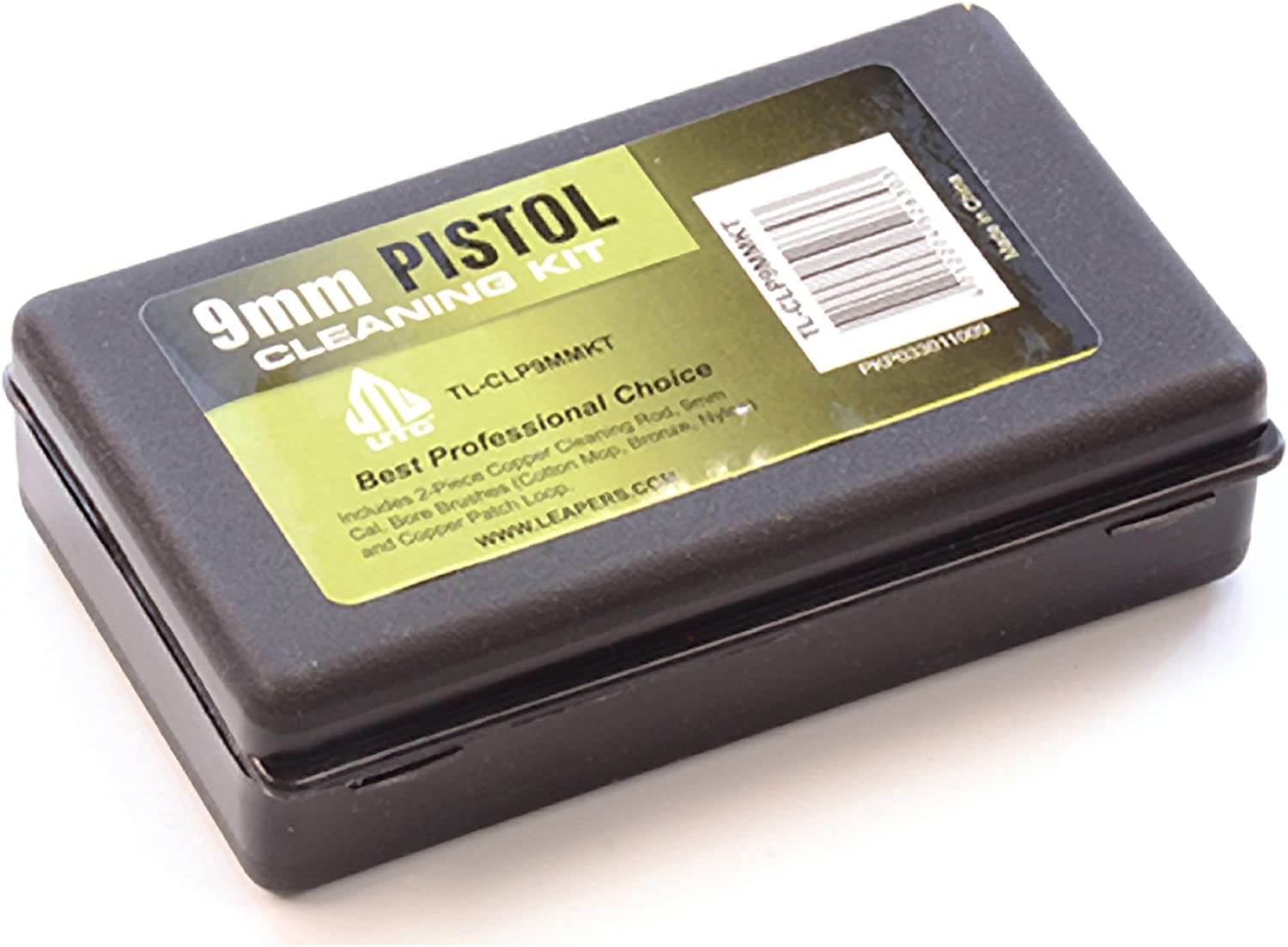 UTG 9MM Pistol Cleaning Kit : Hunting Cleaning And Maintenance Products : Sports & Outdoors