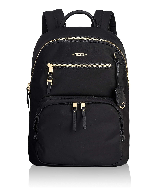 d5392ce587 Amazon.com  TUMI - Voyageur Hagen Laptop Backpack - 12 Inch Computer Bag  For Women - Black  Clothing
