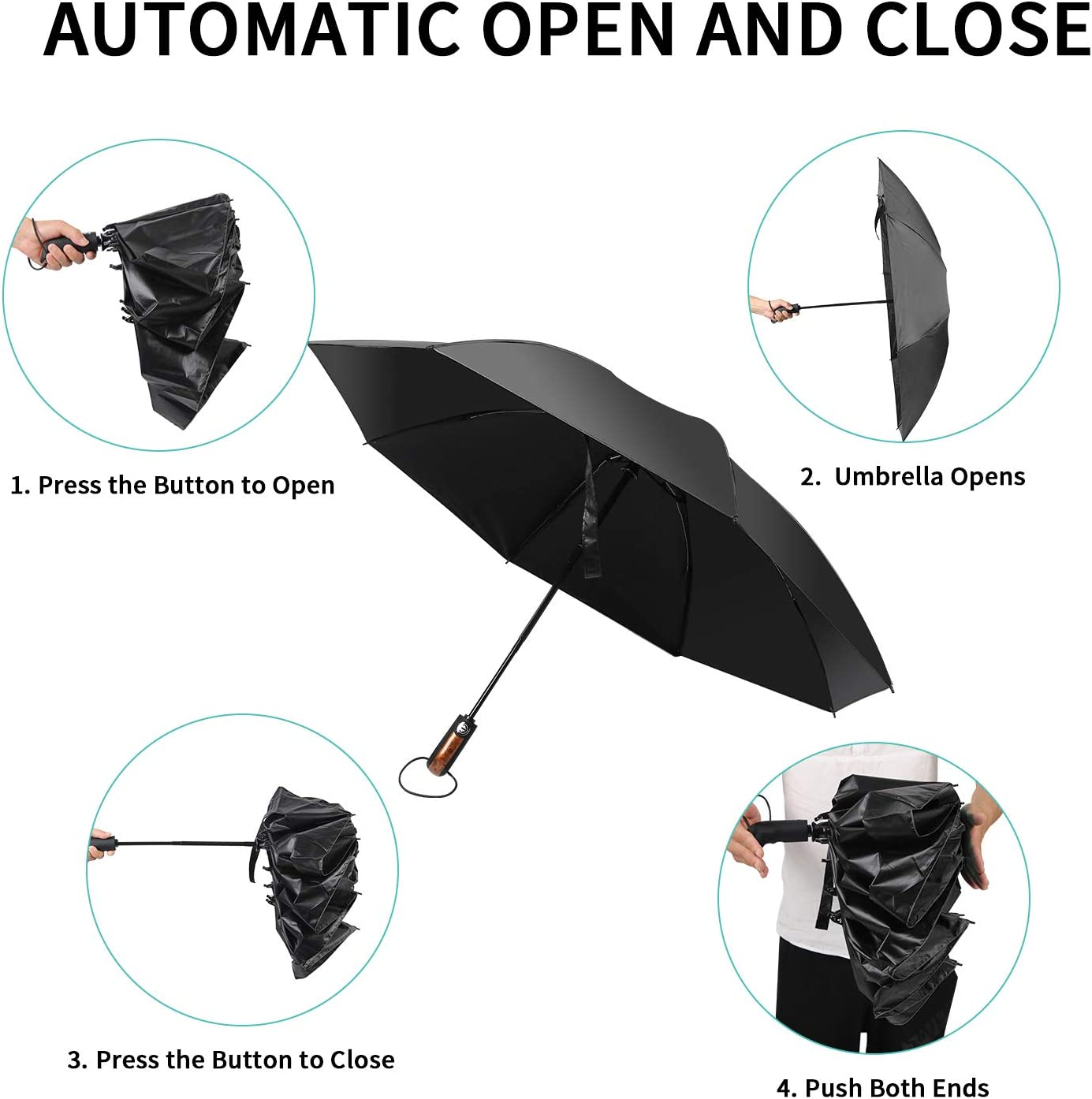 Free Amazon Promo Code 2020 for Folding Reverse Umbrella with UV